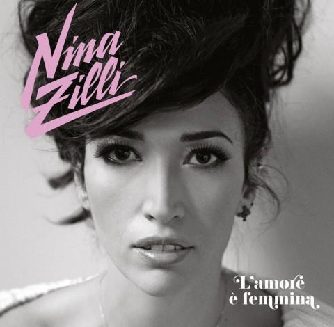 Nina Zilli l'Amore è femmina copertina album