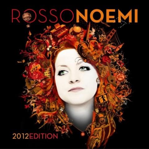 Noemi Rossonoemi 2012 edition copertina album