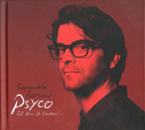 samuele bersani psyco 20 anni di canzoni copertina album