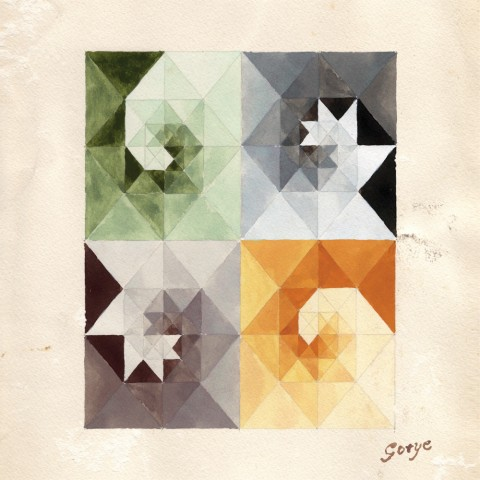 Gotye Making Mirrors copertina album