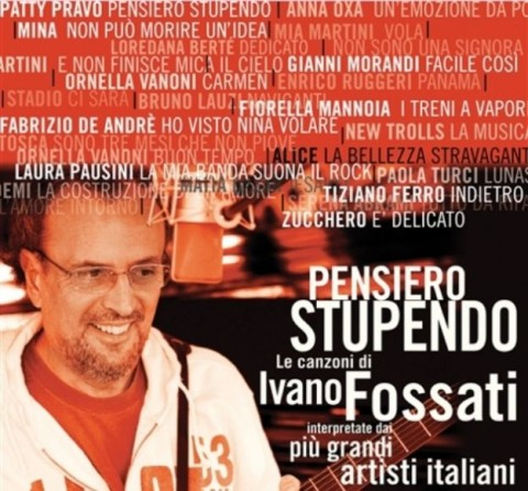 Ivano Fossati Pensiero stupendo copertina album