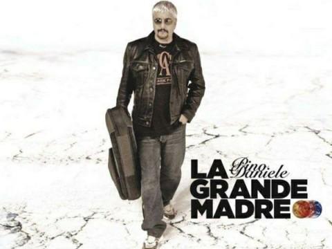 Pino Daniele La Grande Madre copertina album