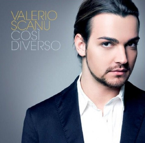 Valerio Scanu Così diverso Album Cover