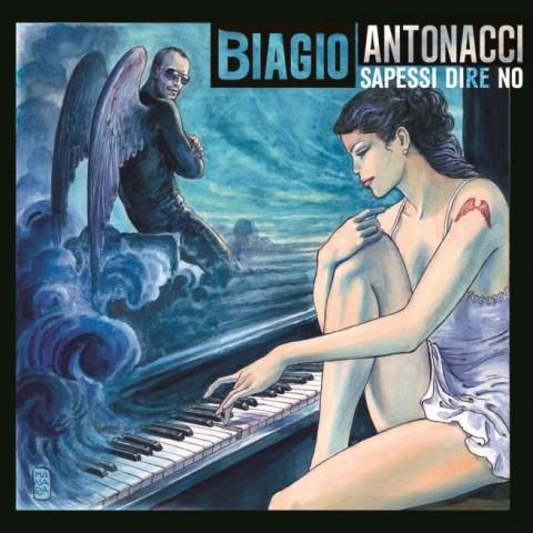 Sapessi Dire No - Biagio Antonacci copertina album