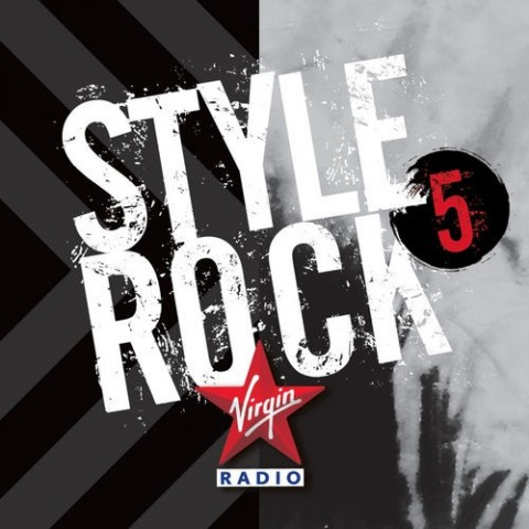 Style Rock vol 5 copertina album artwork
