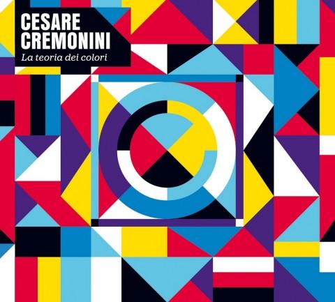 Cesare Cremonini - La Teoria Dei Colori - album cover