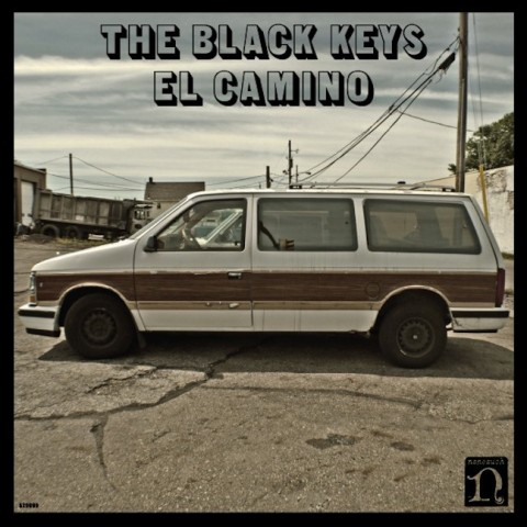 el camino the black keys copertina disco