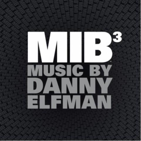 Men In Black 3 copertina disco colonna sonora