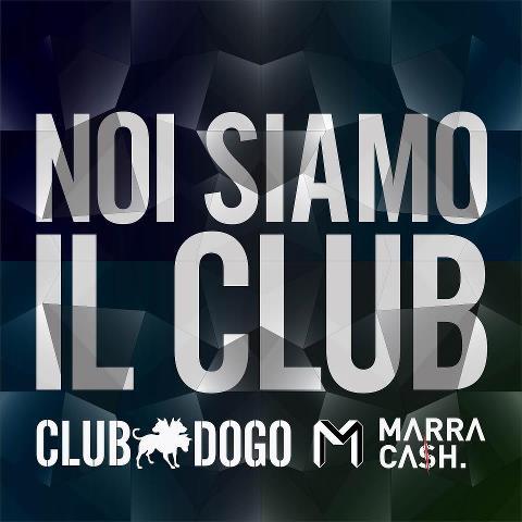 club dogo - noi siamo il club copertina album