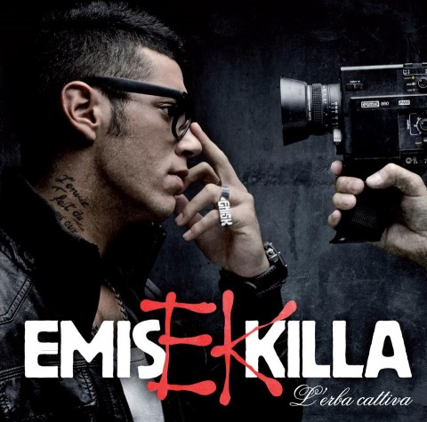Emis Killa L'erba Cattiva Copertina Album