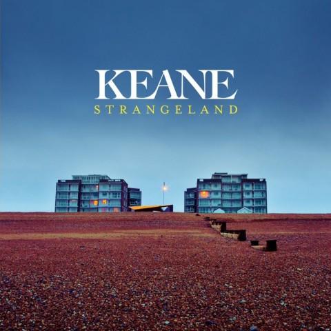 keane strangeland copertina album