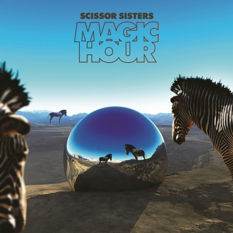 Scissor Sister - Magic Hour - Copertina Album