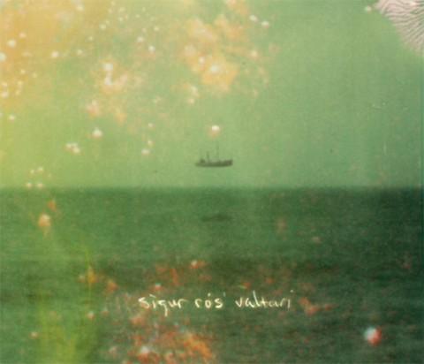 Sigur Rós - Valtari Coperti album 2012