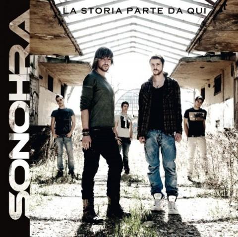 Sonohra, La Storia Parte Da Qui copertina album