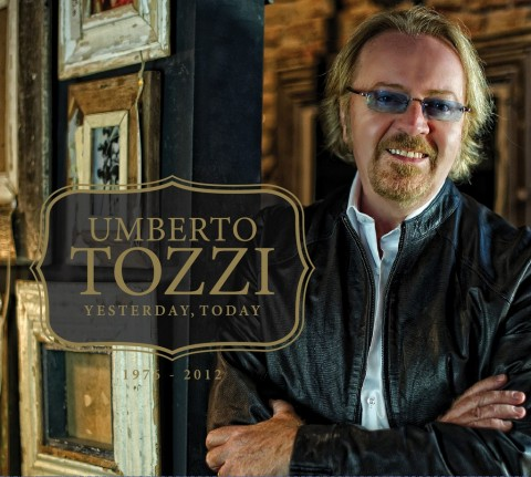 Yesterday, Today - Umberto Tozzi - cd cover