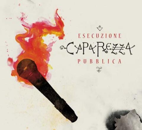 Caparezza Esecuzione pubblica copertina album dvd arcover
