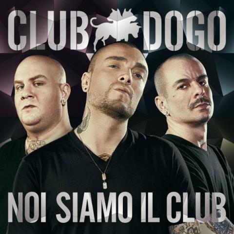Club Dogo - Noi Siamo Il Club - Copertina CD