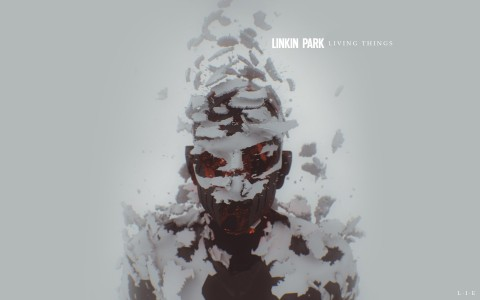 Linkin park Living Things copertina artwork album