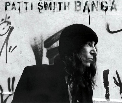 Patti Smith - copertina Album