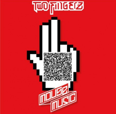 two fingerz mouse musica copertina album