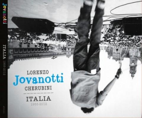 Jovanotti - Italia 1988-2012 - copertina artwork