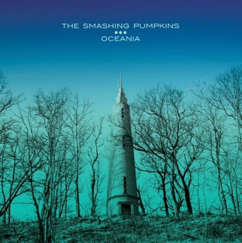 The Smashing Pumpkins Oceana copertina artwork