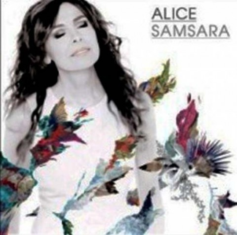 Alice Samsara copertina album artwork
