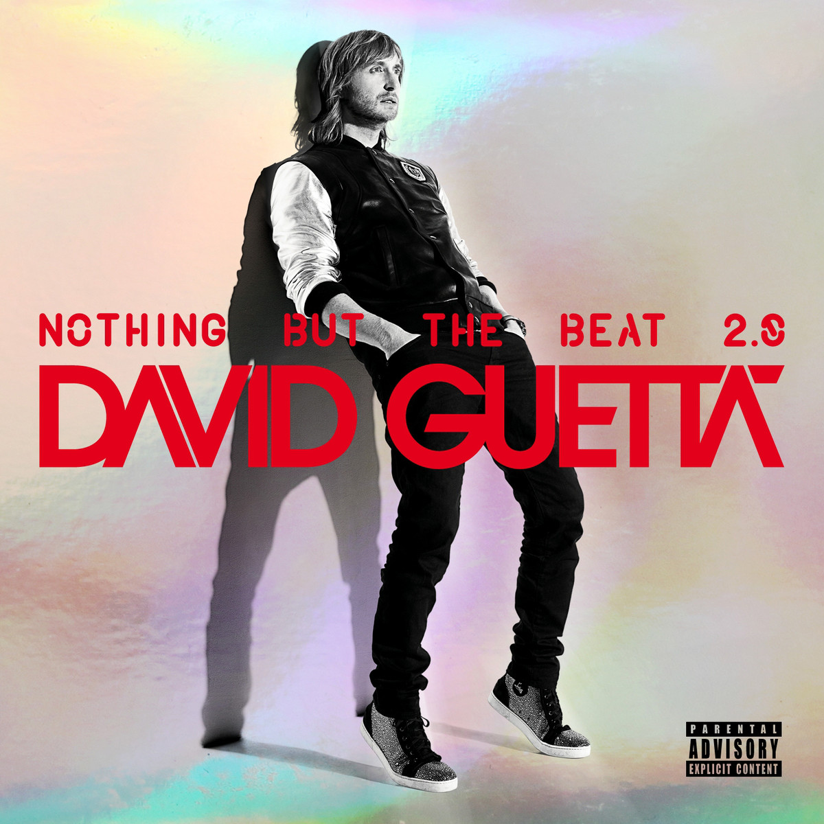 david guetta nothing but the beat 20 � cd cover e