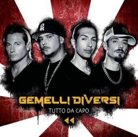 Gemelli DiVersi - Tutto da capo - album cover artwork