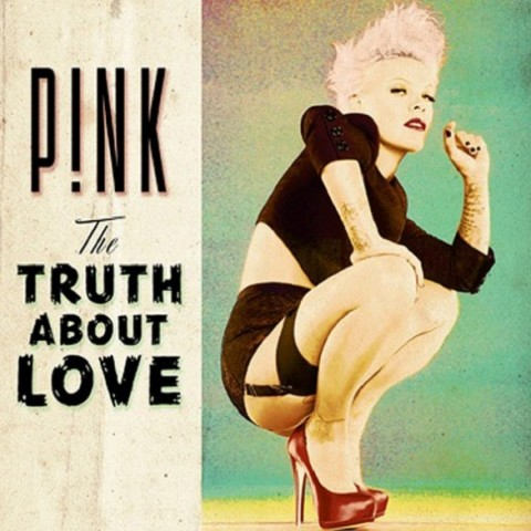The Truth about love copertina album artwork