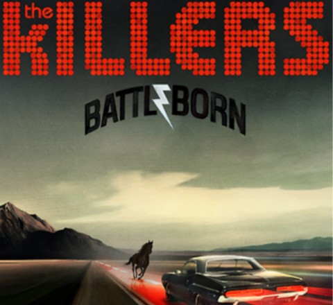 Battle Born The Killers copertina album artwork