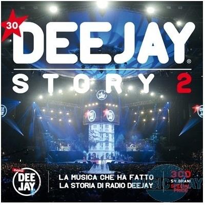 Deejay story copertina artwork artisti vari