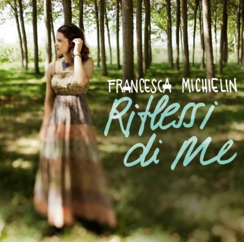 Francesca Michielin Riflessi Di Me album cover Artwork