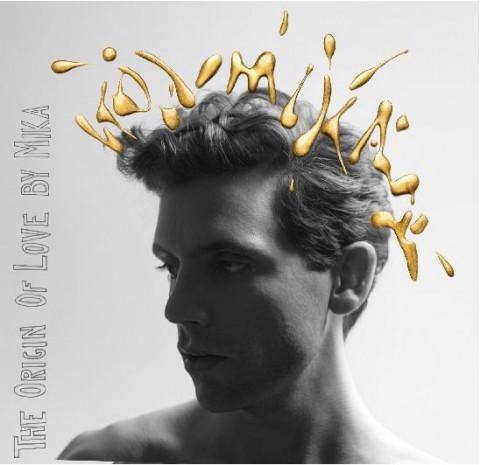 Mika - The Origin Of Love copertina album artwork