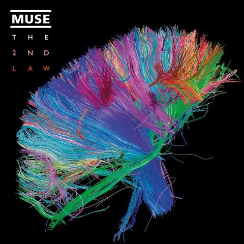 Muse The 2nd Law copertina album artwork