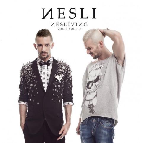 Nesli - Nesliving Vol.3 Voglio copertina album artwork