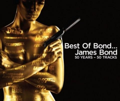 Best of bond - le migliori canzoni del film copertina album