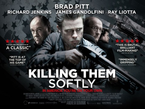 Cogan - Killing them softly colonna sonora