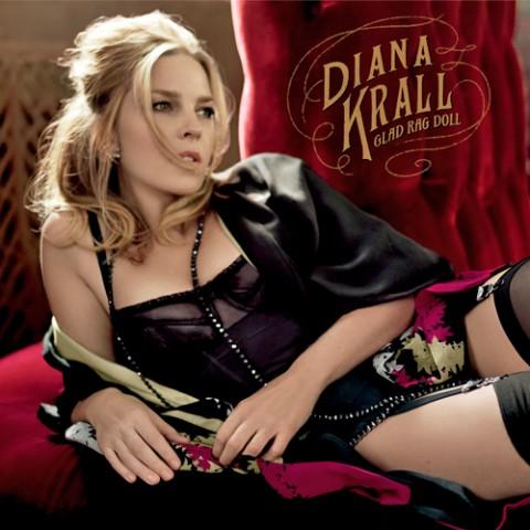 Diana Krall - Glad Rag Doll - copertina disco