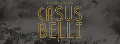 Fabri Fibra Casus Belli copertina Front artwork