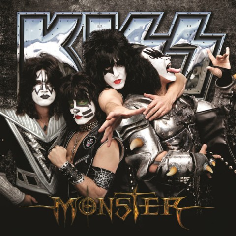 Kiss | Monster - Copertina disco