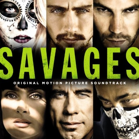 le belve savages copertina soundtrack