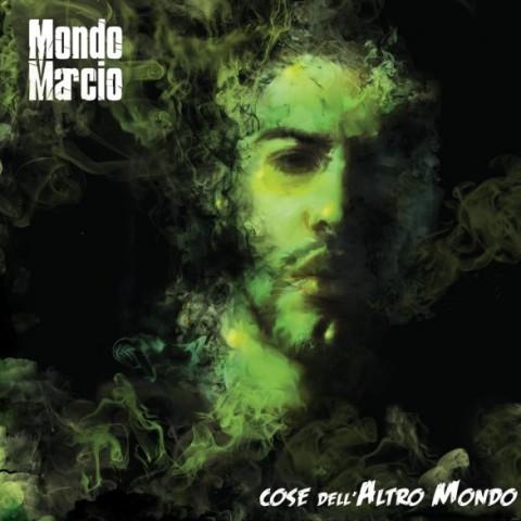 Mondo Marcio - Cose dell'altro mondo copertina disco artwork