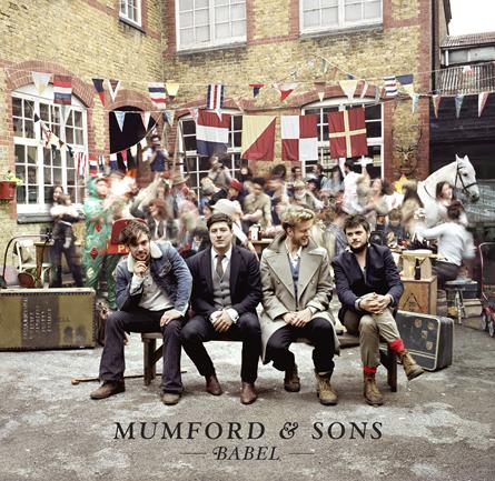 Mumford & Sons – Babel – copertina album artwork