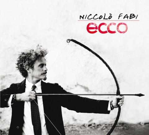 Niccolò Fabi - Ecco - copertina album