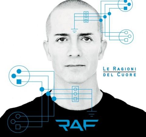 Raf - Le Ragioni Del Cuore copertina disco artwork