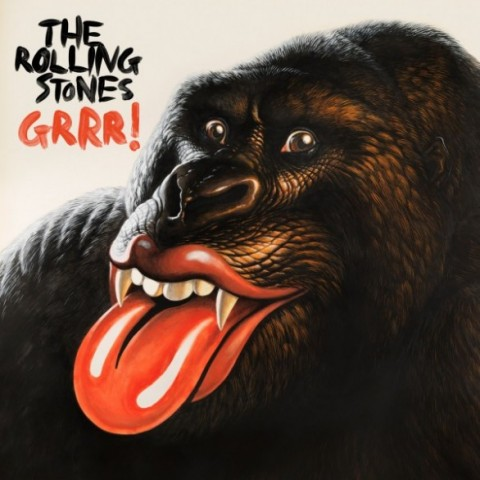 The Rolling Stones Grrr copertina album