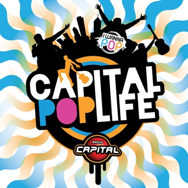 capital pop life copertina disco artwork