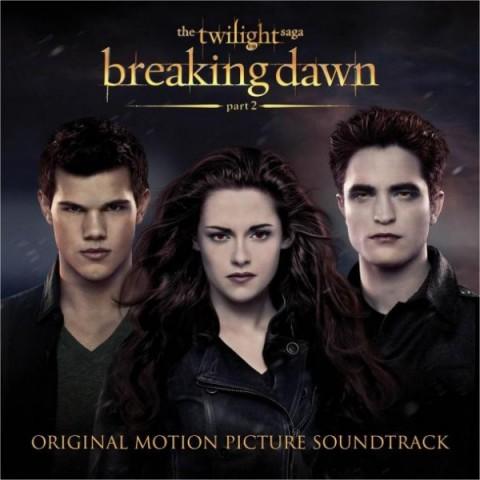 The Twilight saga – Breaking Dawn Part 2 ost copertina cover artwork