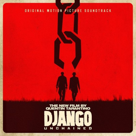 Django Unchained soundtrack copertina artwork